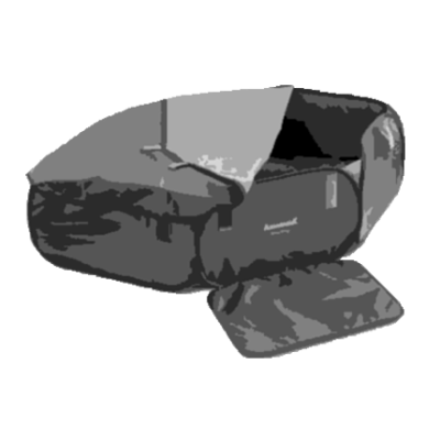 Abhakematten Wiegesäcke