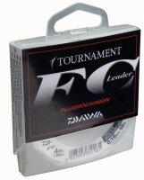Daiwa Tournament FC 0.40mm 50m Fluorocarbon Schnur...