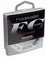 Daiwa Tournament FC 0.45mm 30m Fluorocarbon Schnur...