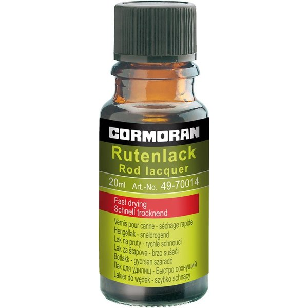 Cormoran Rutenlack schnelltrocknend 20ml