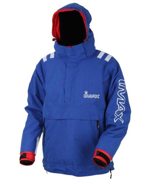 Imax Jacke Coast Thermo Smock Blue/White Gr. S