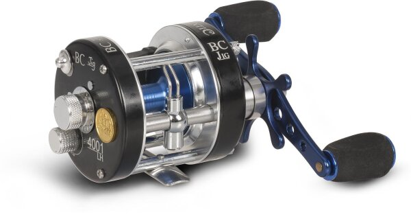 Sänger Aquantic BC-Jig 4001 LH linkshand Multirolle Metallrolle