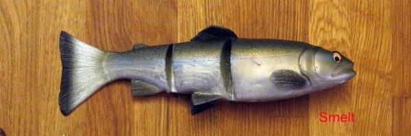 Savage Gear 3D Line Thru Trout 15cm 40g MS 10 Zander