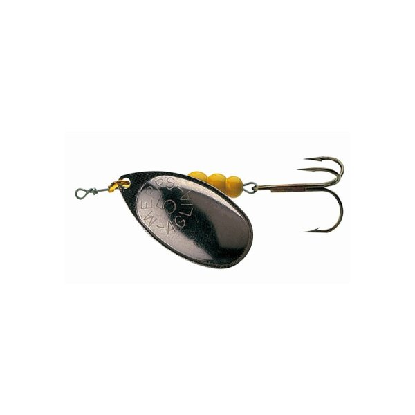 Mepps Aglia schwarz 2.5g Größe 0 Spinner