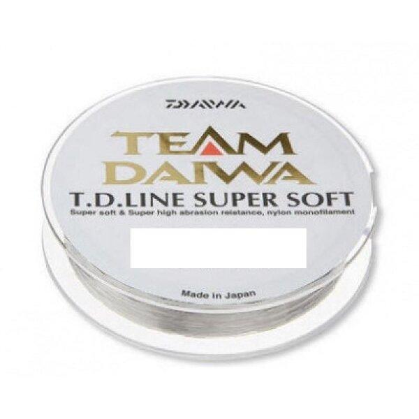 Daiwa Team Daiwa TD Super Soft 3000m 0,33mm 9,6kg Transparente Monofile Schnur