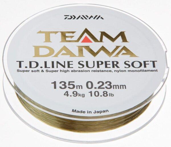 Daiwa Team Daiwa TD Super Soft 3000m 0,16mm 2,5kg Monofile Schnur