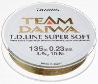 Daiwa Team Daiwa TD Super Soft 3000m 0,16mm 2,5kg...
