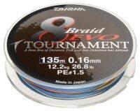 Daiwa Tournament 8 Braid EVO 0.26mm 19,8kg 1000m mc...