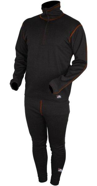 Eiger Thermounterwäsche  Arctic Underwear Set S Black 2-teilig