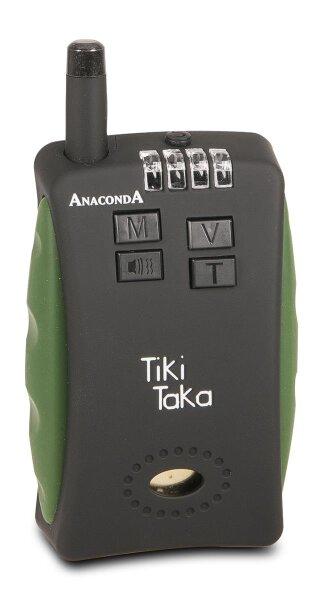 Sänger ANACONDA Tiki Taka Receiver b/g/r/y