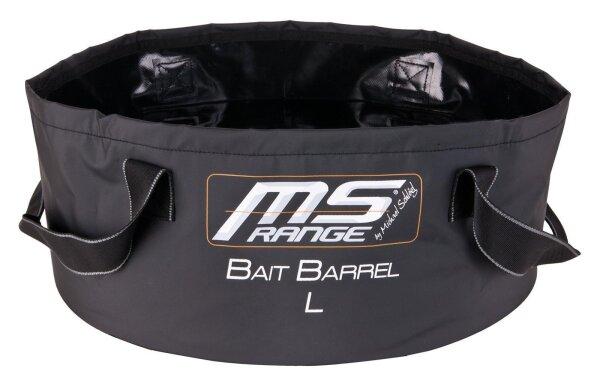 Sänger MS Range Bait Barrel Gr. L Falteimer Faltbarer Futtereimer