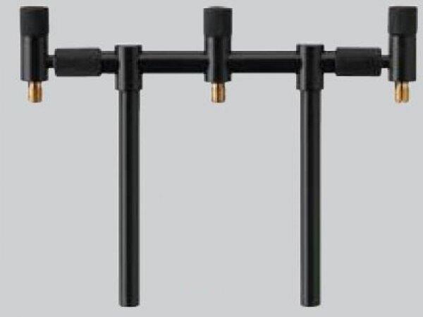 Cormoran Pro Carp Black Pod Buzzerbar 30-37cm ausziehbar Rutenauflage