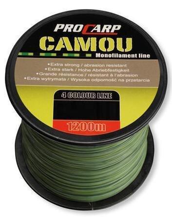 Cormoran Pro Carp Camou 3000m 0,25mm Karpfenschnur