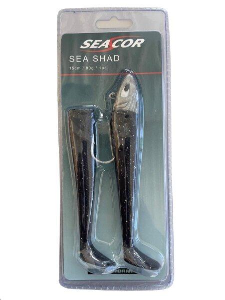 Cormoran Sea Shad 15cm 80g black/silver
