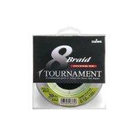 Daiwa  Tournament 8 TN 8x Braid 0,26mm 135m chartreuse