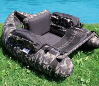 Lineaeffe Belly Boat Camou Camouflage Belly Boat Boot...