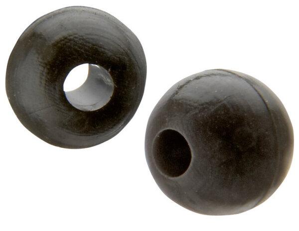 Cormoran Soft Beads 3,0mm 20Stück Gummiperlen