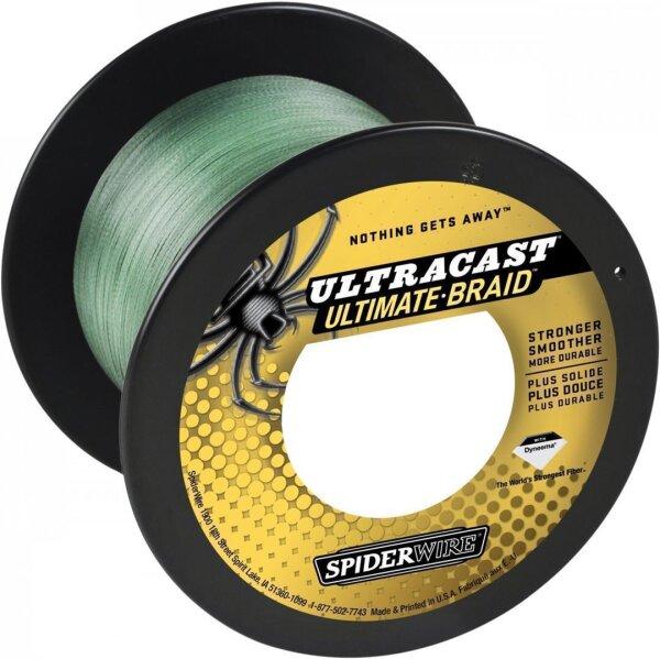 Spiderwire ULTRACAST 4 CARRIER 0.20MM 1800M GRÜN