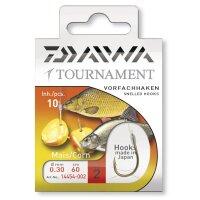 Daiwa TOURNAMENT Karpfenhaken Gr.1/0