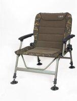 Fox R2 Camo Chair Angelstuhl Camping Karpfenstuhl