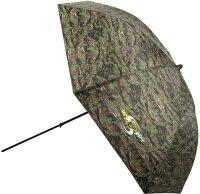 Carp Spirit Umbrella220 Camo Schirmzelt mit Seitenteilen...