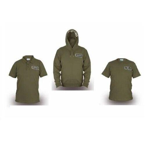 Shimano Clothing Pack Bundle Olive Hoody + Polo Shirt + T-Shirt SET