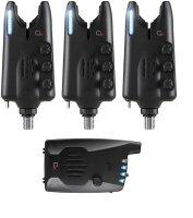 JRC RADAR CX SET 3+1 Funkbissanzeigerset