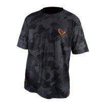 Savage Gear Black Savage T-Shirt Angelshirt Shirt in...