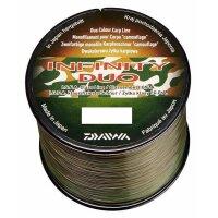 Daiwa Infinity Duo Camo 1670m 6,5kg 0.27mm