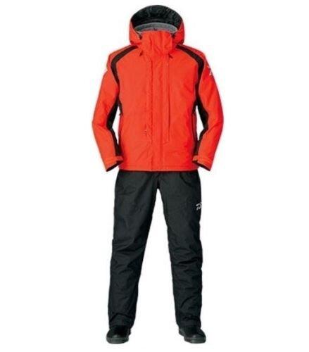 Daiwa Rainmax Winter Suit Orange Winteranzug Thermoanzug verschiedene Größen