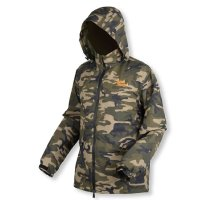 Prologic Bank Bound 3-Season Camo Fishing Jacket XL Jacke