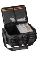 Savage Gear System Box Bag XL 3 Boxes + Waterproof cover...