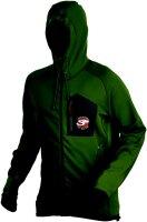 Scierra Breeze Zip Fleece Jacket Cactus Green XL