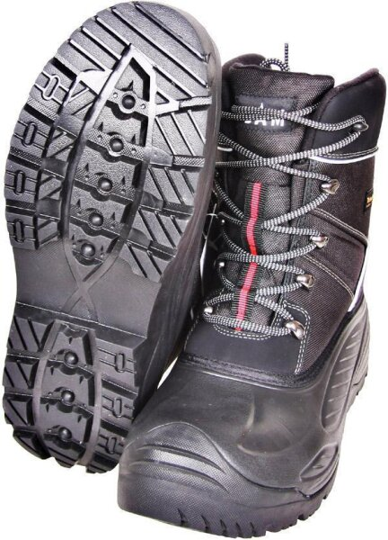 DAM SNOW BOOTS Gr. 42 Thermo Stiefel Schuhe
