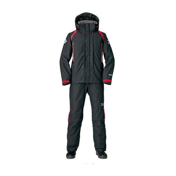 Daiwa Goretex Hi Loft Winter Suit Anzug Thermo BLK-3XL DW-1035