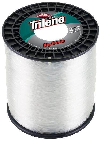 Berkley Trilene Big Game 0,33mm 1000m CLR Meeresschnur