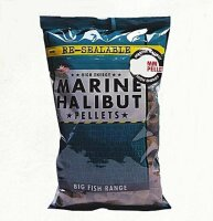 Dynamite Baits Marine Halibut Pellets 21mm(Pre-Drilled)