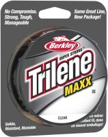 Berkley Trilene Maxx 300m Monofilschnur Clear Angelschnur...