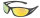 Iron Claw PFS Polarisationsbrille Pol-Glasses Grau-Gelb Polbrille