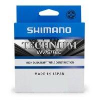 Shimano Technium Invisitec 300m Monofilschnur Monoschnur...