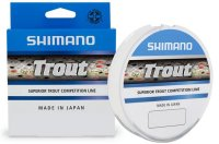 Shimano Trout Competition 300m Forellenschnur Monoschnur...