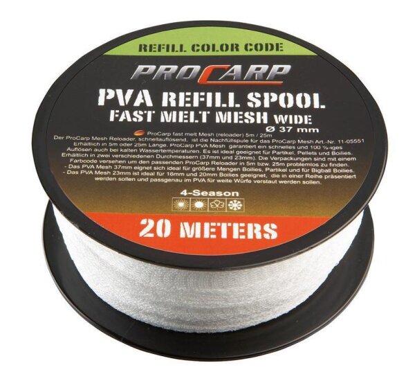 Pro Carp PC PVA E-Netz schnell. ø23mm 5m