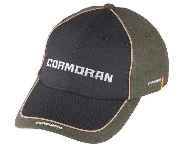Cormoran Cormoran Schirmmütze schwarz/grün