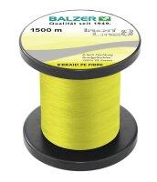 Balzer Iron Line 8 gelb 1500m 0,10mm