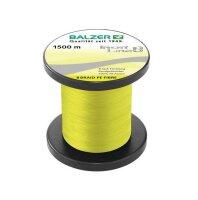 Balzer Iron Line 8 gelb 1500m 0,24mm
