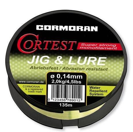 Cormoran Cortest Jig&Lure 135m 0.16mm