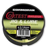 Cormoran Cortest Jig&Lure 135m 0.20mm