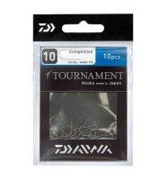 Daiwa Tournament Haken 10 Stück Lose Haken Verschiedene Modelle Forelle Karpfen