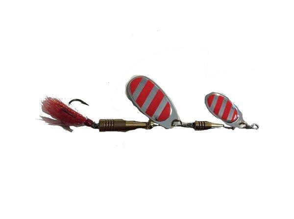 Dam Spinner Fz Tandem Dressed Stripe Stripe