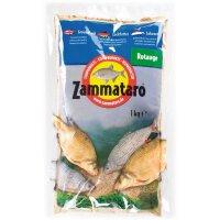 Zammataro Grundfutter Rotauge 1Kg Lockmittel